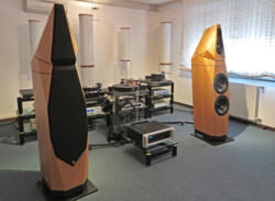 Avalon SAGA - Loudspeakers