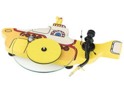 Pro-Ject - The Beatles Yellow Submarine - Giradischi Trazione a cinghia Serie Limited Edition