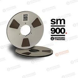 RECORDING THE MASTERS - SM900 - Magnetic tape 1/4
