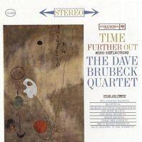 DAVE BRUBECK QUARTET: Time further out - The Dave Brubeck Quartet  --  LP 33 giri 180 gr. Made in USA
