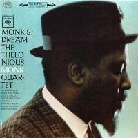 The Thelonious Monk Quartet - Monk's Dream  --  LP 33 rpm 180 gr. Made in USA