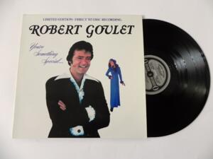 You're Something Special...  /  Robert Goulet - LP 33 giri