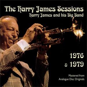 Harry James & His Big Band  - The Harry James Sessions  --  Doppio CD Made in USA