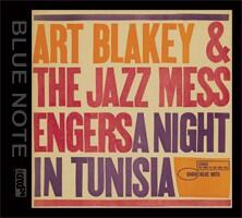 Art Blakey & The Jazz Messengers / A Night In Tunisia  - XRCD24 Made in USA