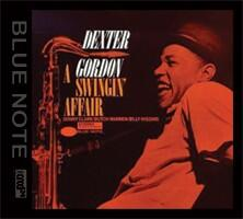 Dexter Gordon / A Swingin' Affair - XRCD24 Made in USA