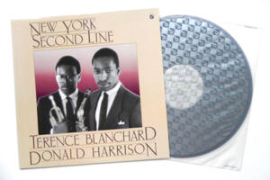 New York Second Line / Terence Blanchard - Donald Harrison - LP 33 giri  - Made in Japan
