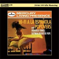 FENNELL  / HI-FI A LA ESPANOLA & POPOVERS  --  K2 HD CD - Made in Japan
