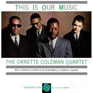 The Ornette Coleman Quartet - This Is Our Music   --  Doppio LP a velocità 45 giri su vinile 180 grammi