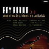 Some of My best Friends are... Guitarists / Ray Brown  Trio -- CD Made in USA