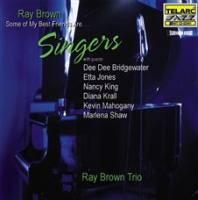 Some Of My Best Friends Are..... Singers /  Ray Brown   --  CD