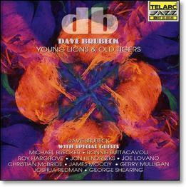 Young Lions & Old Tigers - Dave Brubeck  --  CD