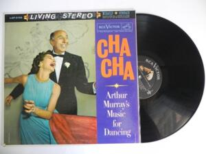Arthur Murray's Music for Dancing - CHA CHA  --  LP 33 giri Made in USA