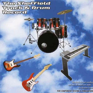 The Sheffield Track & Drum Record CD  --  CD