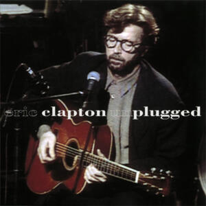 Eric Clapton - Unplugged  --  Doppio LP a 33 giri su vinile 180 grammi - Made in USA