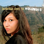 Jacintha Goes to Hollywood  --  Double LP 45 rpm on 180 gram vinyls
