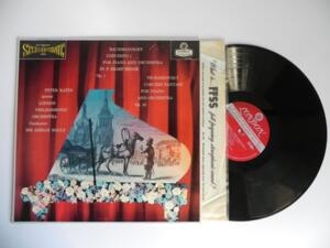 Rachmaninoff - Concerto 1 for piano and Orchestra / Tschaikovsky - Concert Fantasy for piano and Orchestra  - LP33 originale USA