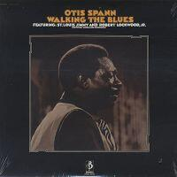OTIS SPANN - Walking The Blues  --  LP 33 giri su vinile 180 grammi