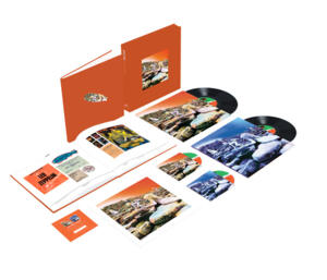 Led Zeppelin - Houses of the Holy  --  Numbered Limited Edition Super Deluxe 180g 2LP & 2CD Box Set