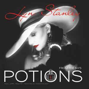 Lyn Stanley - Potions (From the 50's)  --  Doppio LP a 45 giri su vinile 180 grammi - Made in USA