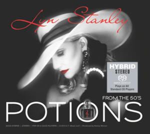 Lyn Stanley - Potions (From the 50's)  --  SACD Hybrid - SEALED