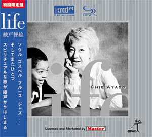 Chie Ayado - Life   --  Numbered Limited Edition SHM-XRCD24