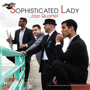 The Sophisticated Lady Jazz Quartet Volume 1  --  LP 33 giri su vinile 180 grammi - Yarlung USA