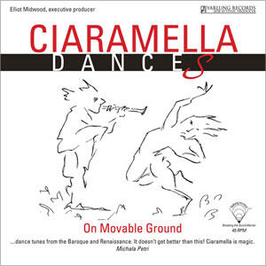 Ciaramella Dances on Movable Ground  --  LP 45 giri su vinile 180 grammi by Yarlung Records