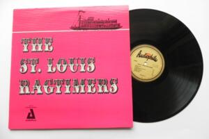 The St. Louis Ragtimers  --  LP 33 giri Originale USA