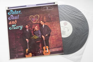 Peter Paul and Mary  / Peter Paul and Mary  -- LP 33 giri  - Made in USA