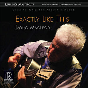 Doug MacLeod - Exactly Like This  --  Doppio LP a 45 giri su vinile 200 grammi Made in USA
