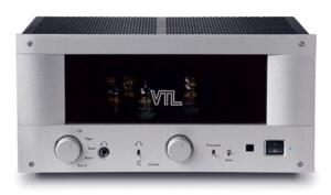 VTL IT-85  -  Amplificatore integrato a valvole - 60 + 60 Watts - MADE IN USA