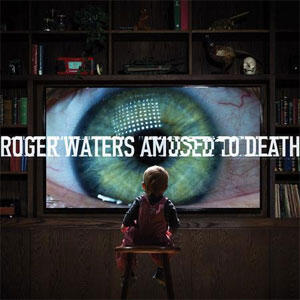 Amused to Death - Roger Waters -- Doppio LP a 33 giri con vinile 200 grammi - Versione Import Made in USA by Analogue Production