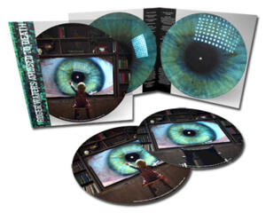 Amused to Death - Roger Waters  --  PICTURE DISC - Doppio LP a 33 giri  - Edizione Limitata e Numerata - Versione USA IMPORT