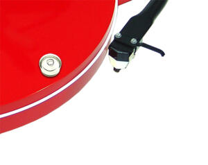 Analogis - Mini Leveler for turntables - 17 mm. diameter