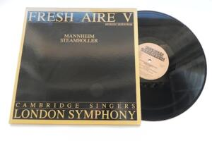 Fresh Aire V - Mannheim Steamroller  --  LP 33 giri Made in USA