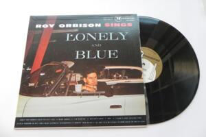 Lonely and Blue - Roy Orbison  --  LP 33 giri 200 grammi Made in USA