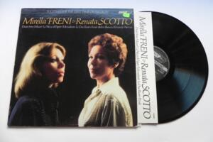 Mirella Freni & Renata Scotto - Duets  --  LP 33 giri
