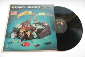 Music For Bang Baaroom And Harp - Dick Schory's New Percussion Ensemble  --  LP 33 giri originale Made in USA  Matrici 4s - 4s