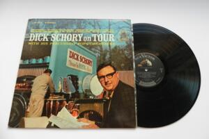 Dick Shory on Tour With His Percussion Pops Orchestra  --  LP 33 giri in stampa originale USA