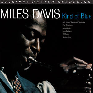 Miles Davis - Kind of Blue  --  SACD in edizione limitata e numerata