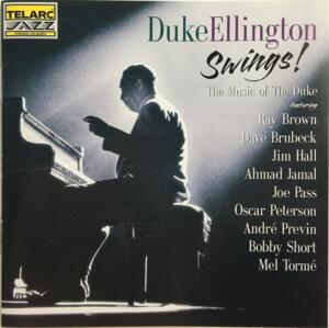 Duke Ellington Swings! - The Music of the Duke  --  CD Made in USA