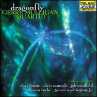 Dragonfly - Gerry Mulligan  --  CD