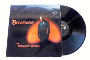 The Midnight Special - Belafonte -- LP 33 giri - Made in USA