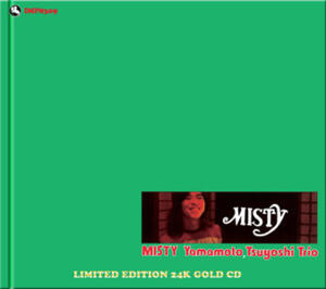 The Yamamoto Trio - Misty  --  Gold CD Made in USA