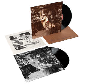 Led Zeppelin - In Through the Out Door  --  Deluxe Edition 180 grammi  2 LP