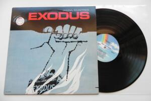 Original Soundtrack Exodus  -- LP 33 giri - Made in USA