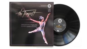 Chihara: Highlights of the Tempest - The Performing Art Orchestra of San Francisco  -- LP 45 giri - Made in USA