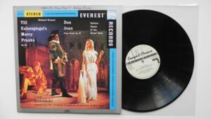 R. Strauss - Don Juan / Till Eulenspiegel's Merry Pranks / Salomé -Stokowski (1958)  -- LP 33 giri 180 gr. - Made in USA