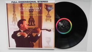 Tchaikovsky: Violin Concerto / Milstein / Steinberg / Pittsburgh Symphony  -- LP 33 rpm 180 gr. - Made in USA