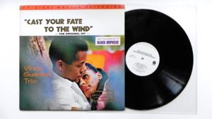 Cast your Fate to the Wind - Vince Gualandi Trio - Jazz Impressions of Black Orpheus  --  LP 33 giri - Made in USA